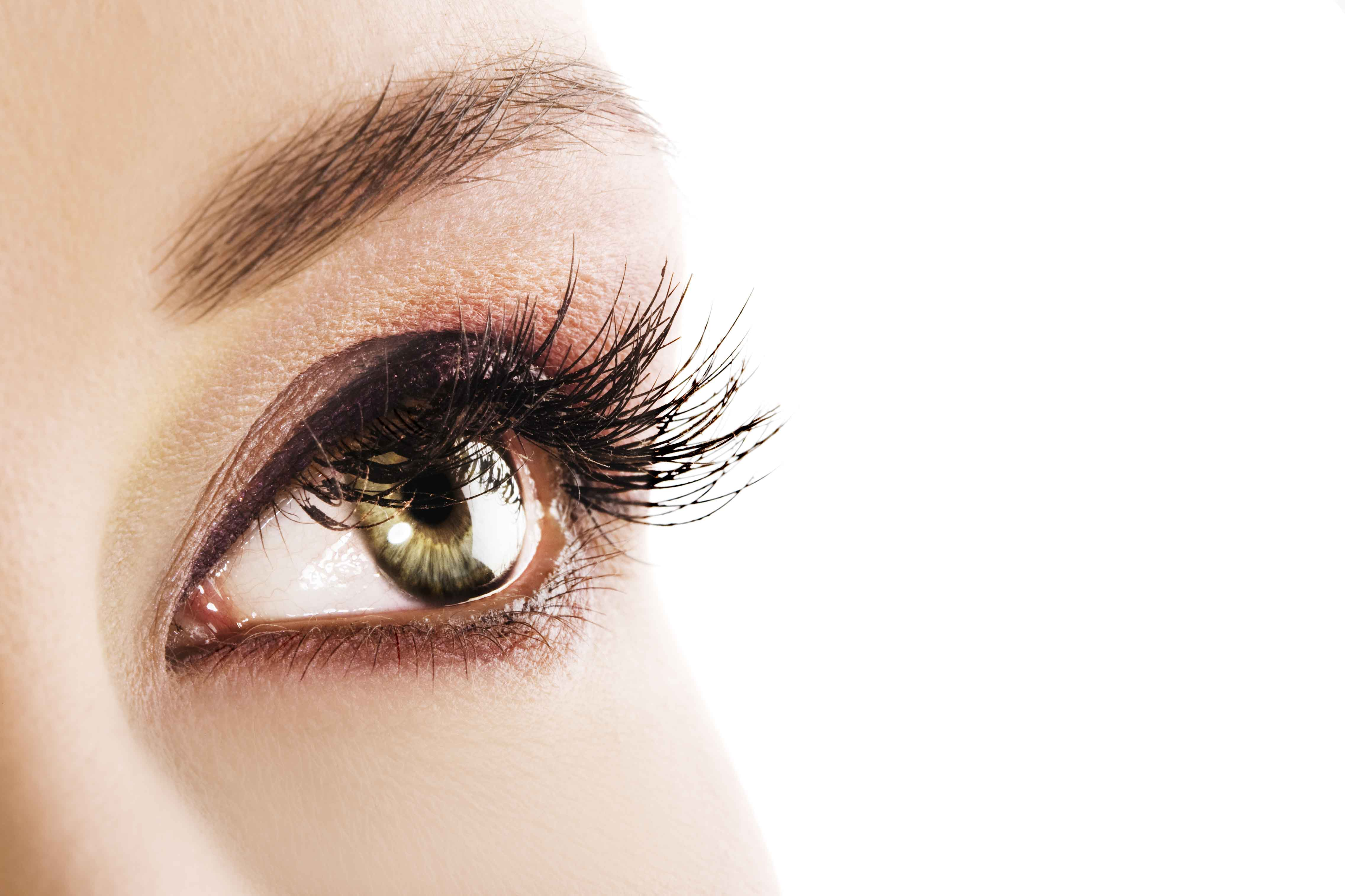 How To Get Pretty Natural Eyes